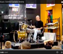 Mitch Dorge Music Centre Canada Airdrie
