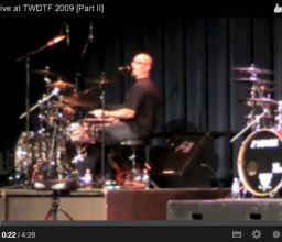 Mitch Dorge live at TWDTF 2009 – Part 1